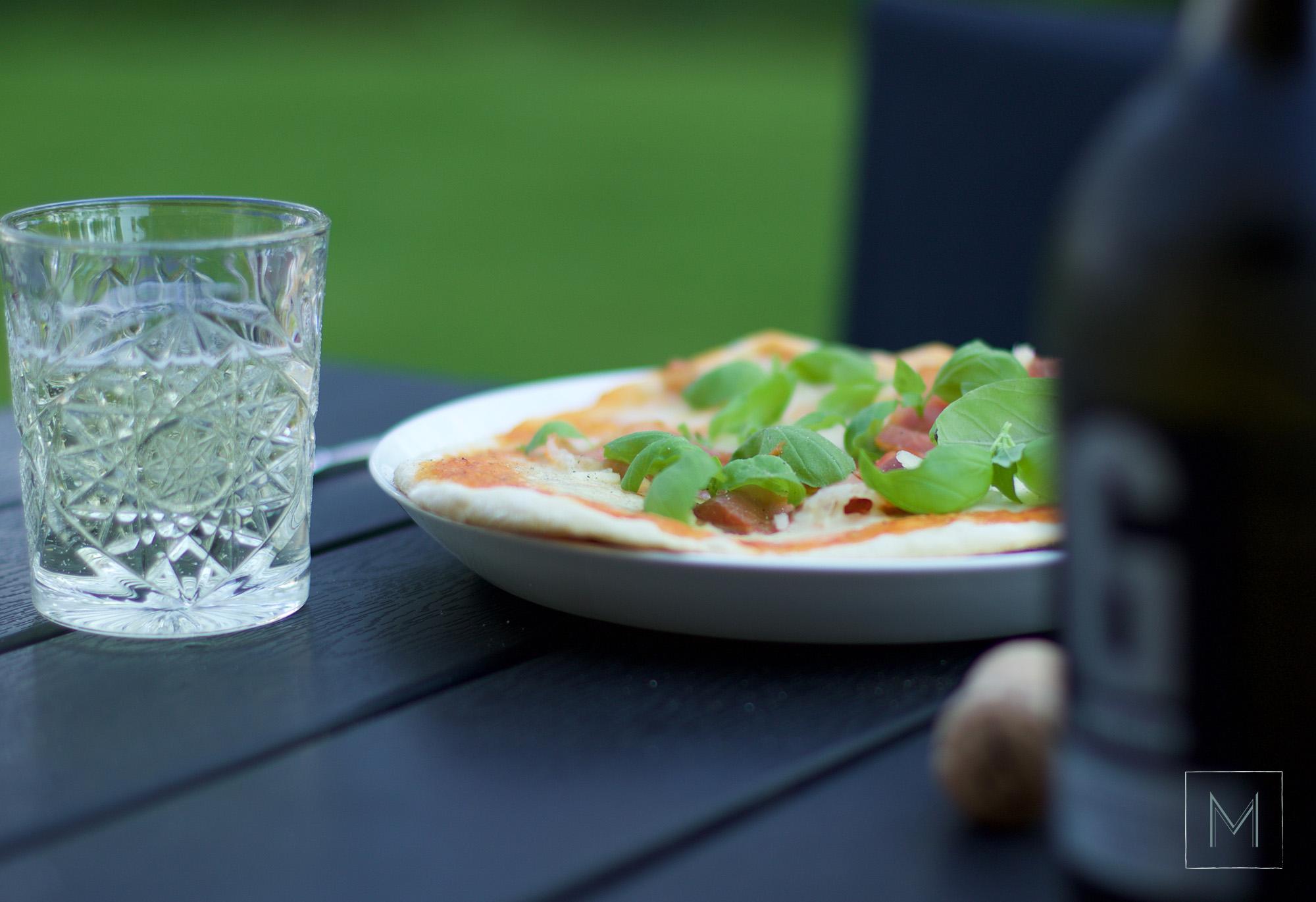 pitsagrillistä
